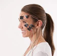 Hoe een gezicht EMG eruit ziet